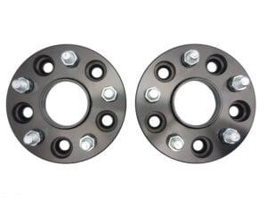 Hub Centric Conversion Billet Wheel Spacers - 5x100 PCD 56.1 HUB to 5x114.3 PCD 56.1 Hub (Pair)