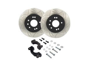 300mm Rear Brake Upgrade Kit Suits: S13, S14, S15