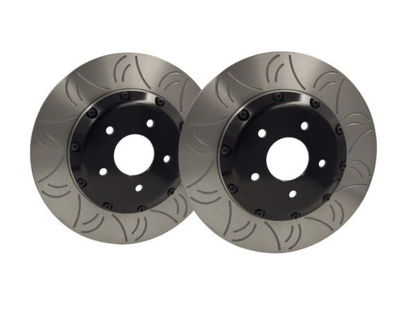 324mm Front Two Piece Rotors Suits: R33 GTR, R34 GTR 1