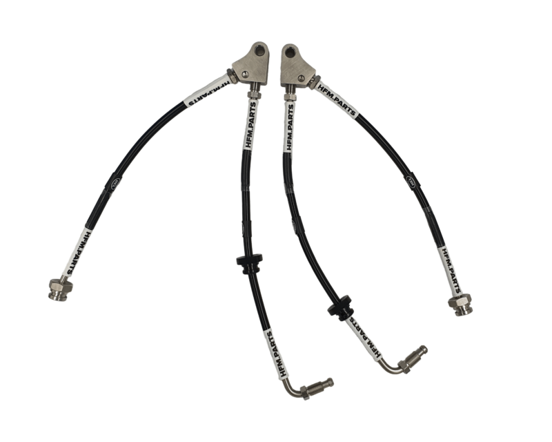 Front Braided Brake Lines Suits: R33 GTS-T