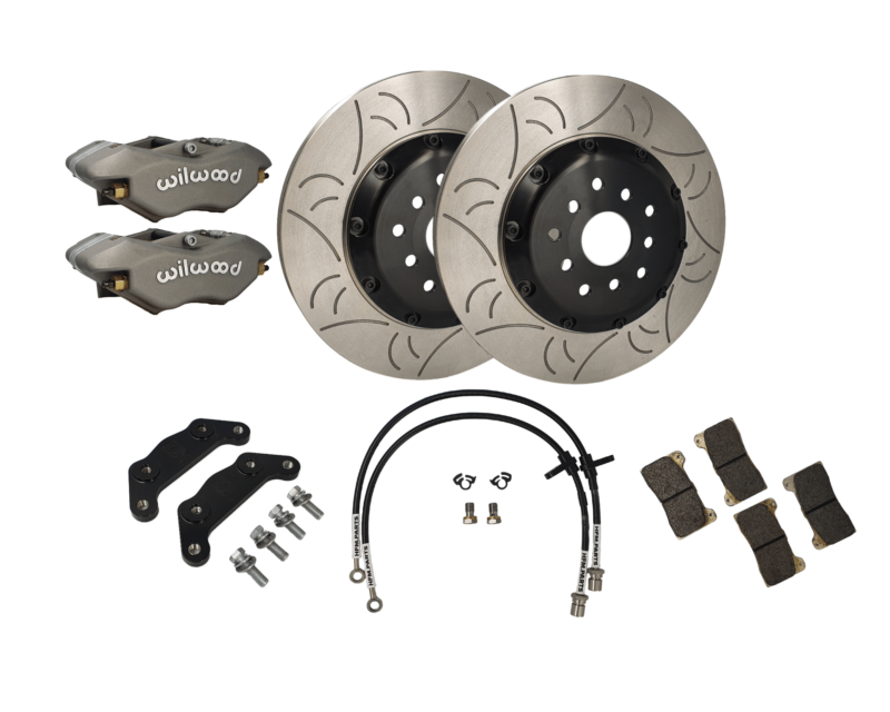 326mm Front Brake Package Suits: Subaru BRZ ZC6, Toyota 86 ZN6