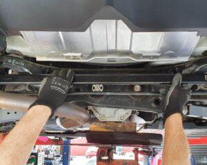 Rear Member Brace Suits: Subaru BRZ ZC6, Toyota 86 ZN6