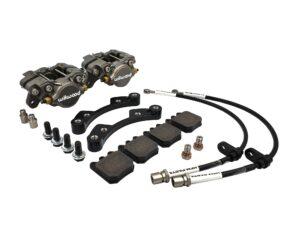 316mm Rear Brake Package Suits: Subaru BRZ, Toyota 86