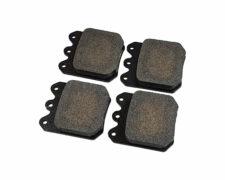 Wilwood Brake Pads (P/N 150-9764K) Suits: Wilwood Caliper P/N120-10188